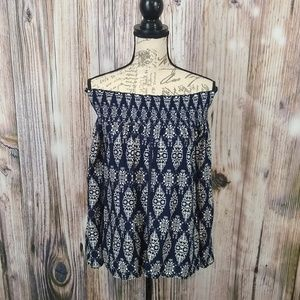 Society Girl Off The Shoulder Blouse Small